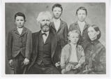 Photograph Milroy Family 1870 or 1871