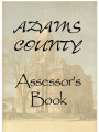 Adams County, Indiana Assessor's Book for Monroe 1926