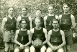 Jasper College 1921-22 basketball team