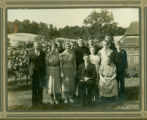 Herman & Catherine Schroeder family
