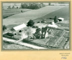 Ariel view of Anthony & Irene Durcholz farm