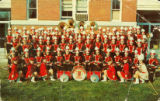 Huntingburg High School band