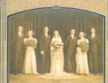 Pfeffer and Melchior wedding picture
