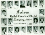 Salem United Church of Christ confirmation class of 1969