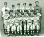 Huntingburg Dodgers baseball team