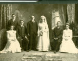 Fehribach and Teder wedding picture