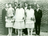 Dubois High School graduating class 1927