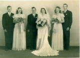 Gervase & Frieda Berg wedding