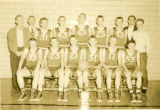 Dubois High School boys' basketball team (1957-1958)