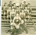 Dubois High School boys' basketball team (1950-1951)
