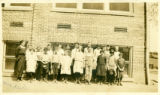 Dubois School students