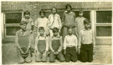 Dubois School seventh grade (1926)