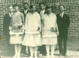 Dubois High School graduates (1927)