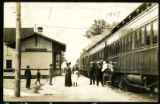 Train depot 1907, Sellersburg,...