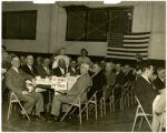 Louisville Cement Company banquet photographs, Speed, Indiana