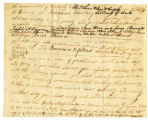 Letter from Court Clerk, Shepherdsville, KY to Justice of Peace Clark County, Indiana Territory 28...