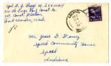 Korean War Letter from Alfred J Popp to Jesse G Dorsey 22 Dec 1951