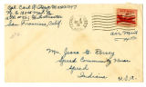 Korean War Letter from Carl R Popp to Jesse G Dorsey 17 Oct 1951