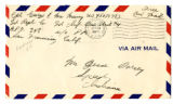 Korean War Letter from George E McMurry to Jesse G Dorsey 21 Jun 1951