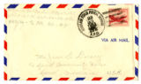 Korean War Letter from James McCartney to Jesse G Dorsey 24 Oct 1953