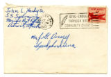 Korean War Letter from John L Hardy Sr to Jesse G Dorsey 4 Oct 1951