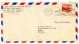 Korean War Letter from Marvin R Bottorff to Jesse G Dorsey 29 Sep 1953