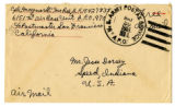 Korean War Letter from Maynard C McRae to Jesse G Dorsey 16 May 1951
