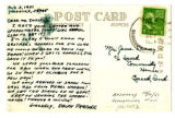 Korean War Letter from Ralph E Prather to Jesse G Dorsey 3 Oct 1951