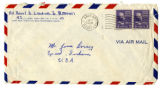 Korean War Letter from Robert Earl Landreth Jr to Jesse G Dorsey 1 Jun 1951