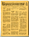 Speedometer 1945 - Newsletter of the Louisville Cement Company, Speed, Indiana
