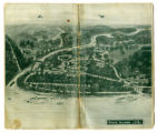 Rose Island 14 Miles Above Louisville on the Beautiful Ohio c1930