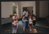 Vacation Bible School, First Baptist Church, Pierceton, Ind., ca.  June 1997