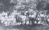 1924 Kelly family reunion