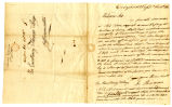 Letter, Lyman Beeman (Corydon) to Thomas Posey, 17 September 1816