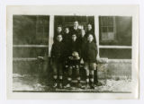 Smithville Basketball Team 1915 Coached by Ralph Wellon