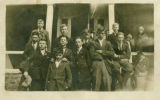 1917-1918 Class Portrait of Seventh & Eighth Grade Boys