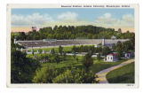 Memorial Stadium, Indiana University, Bloomington, Indiana