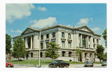Hendricks County Court House, Danville, Ind.