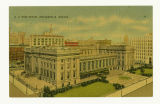 U.S. Post Office, Indianapolis, Indiana