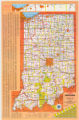 1985 Indiana State Highway System