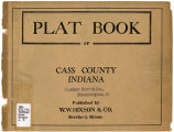 Plat book of Cass County, Indiana