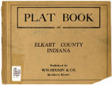 Plat book of Elkhart County, Indiana