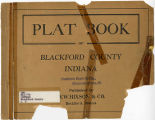 Plat book of Blackford County, Indiana