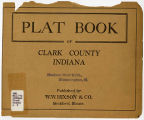 Plat book of Clark County, Indiana