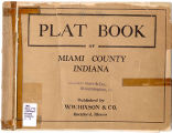 Plat book of Miami County, Indiana