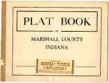 Plat book of Marshall County, Indiana