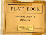 Plat book of Monroe County, Indiana