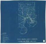 Map of Vanderburgh County. Cultural