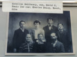 Caroline Smithenry and David C. Fouts Group Photograph