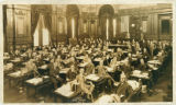 Indiana State Senate in Session, 1925